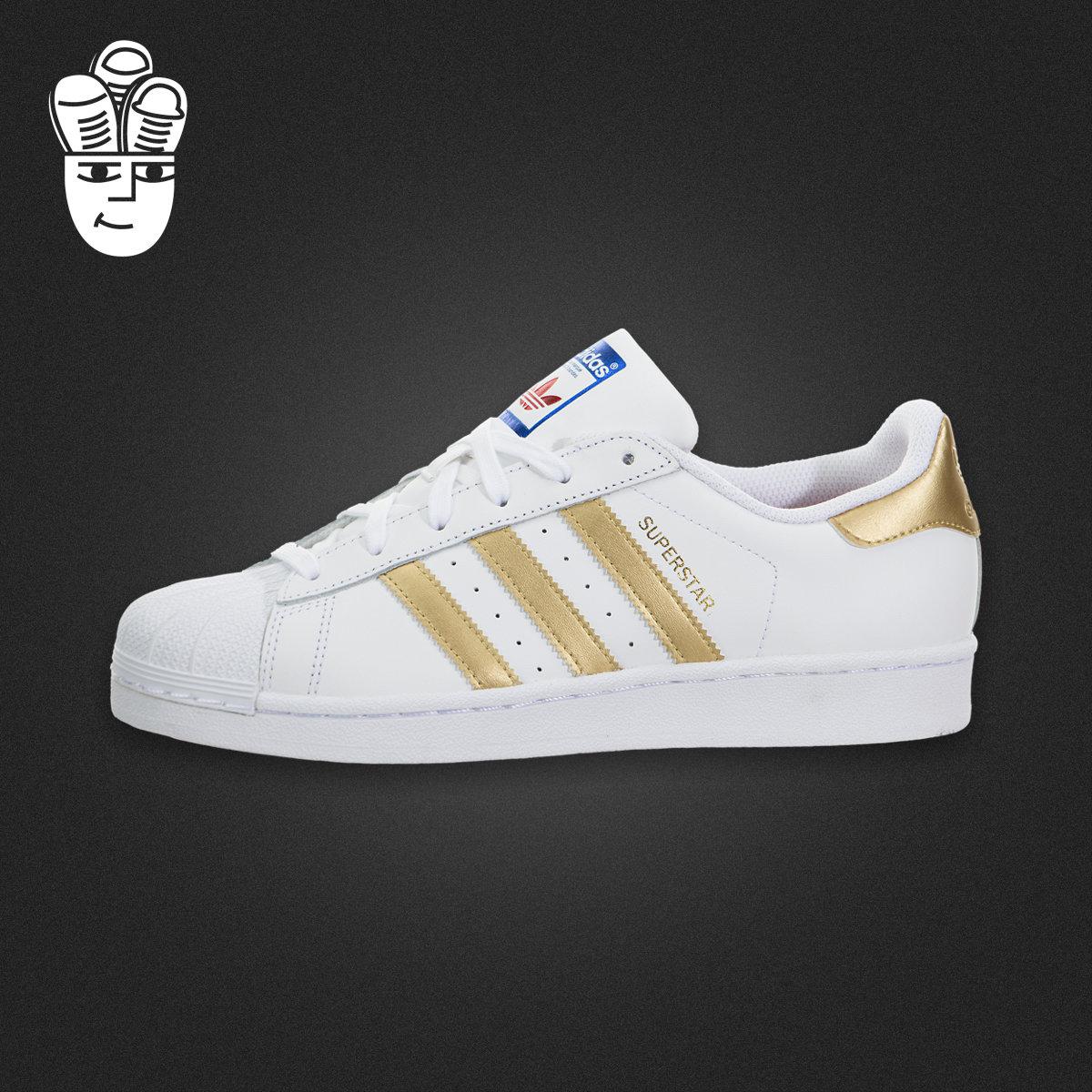Adidas cabeza 10692 Superstar blanca W clover zapatos de mujer clásico toda la cabeza de concha blanca a223559 - antibiotikaamning.website