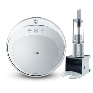 Haier/海尔银悦扫地机器人家用全自动智能湿拖地擦地吸尘器一体机