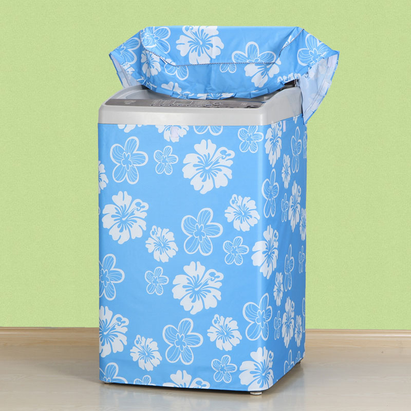 奥克斯2.8-4.2-5.5公斤迷你洗衣机防水罩上开防尘防晒通用外套子