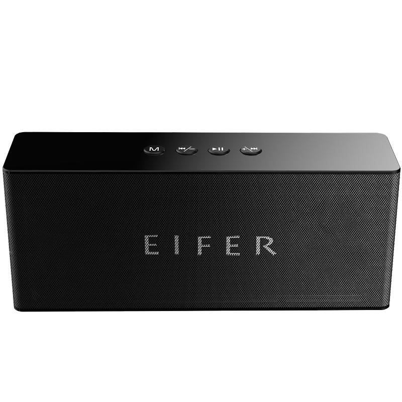 Eifer-伊菲尔 H11无线蓝牙音箱迷你家用手机小钢炮超重低音炮车载电脑小音响微信收钱提示播放器到账提示器
