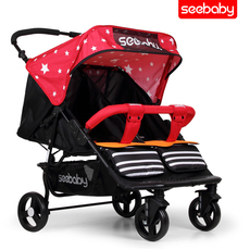Stroller for twins Seebaby