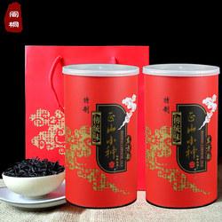 【天天特价】武夷山春茶红茶桂圆蜜香特级野茶正山小种新茶罐散装