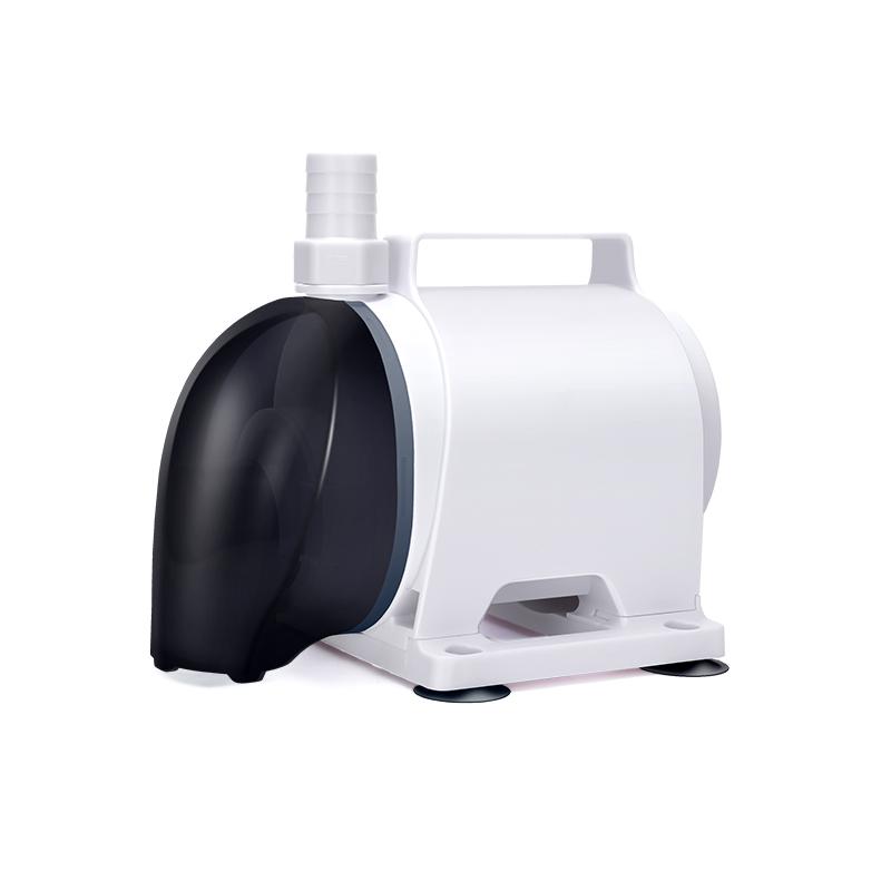 潜水泵静音抽水泵鱼缸过滤器超家用换水吸粪小型假山循环水底吸泵