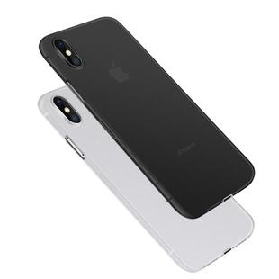 苹果X手机壳iphonexs保护套xr/max超薄磨砂软硬壳防摔透明全包边7p简约原装6/6s/8plus男女款潮牌壳子