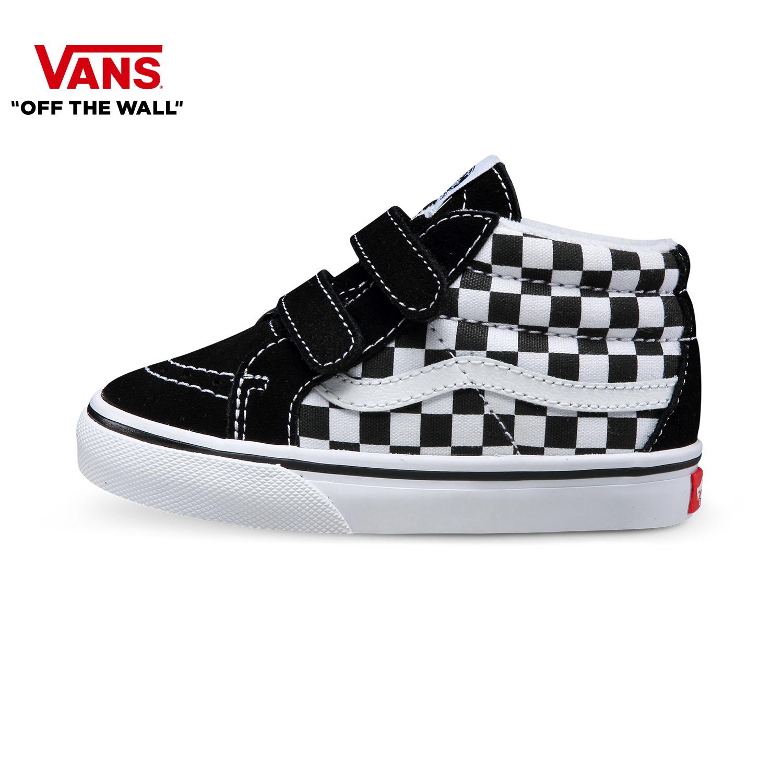 Vans-范斯冬季黑色-小童鞋运动鞋|VN00018WHRK