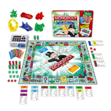 "The Board game ""monopoly"" Aijobe 8836"