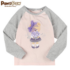 Children's t-shirt Paw in paw pcla63743s