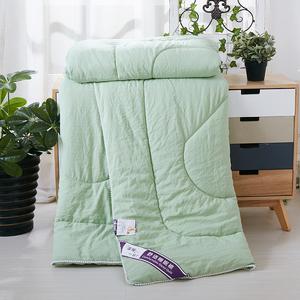 罗莱星水洗棉蚕丝被空调被夏凉被单双人特价包邮