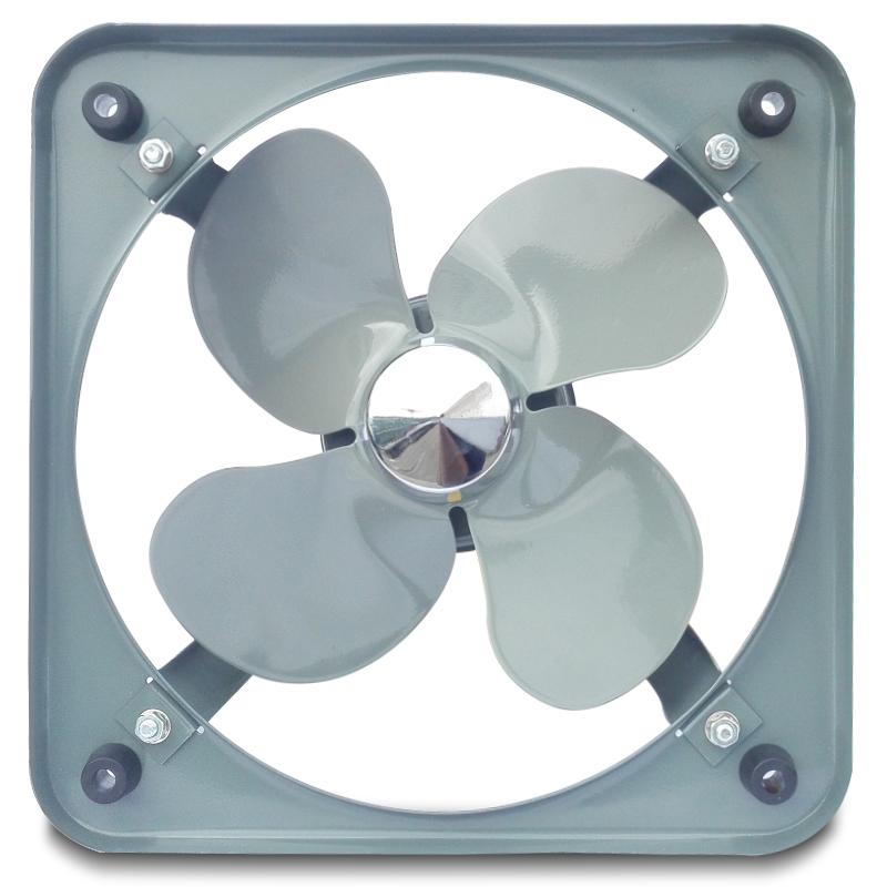金羚工业排气扇强力抽风机厨房10寸换气扇吸油烟风抽油烟风扇家用