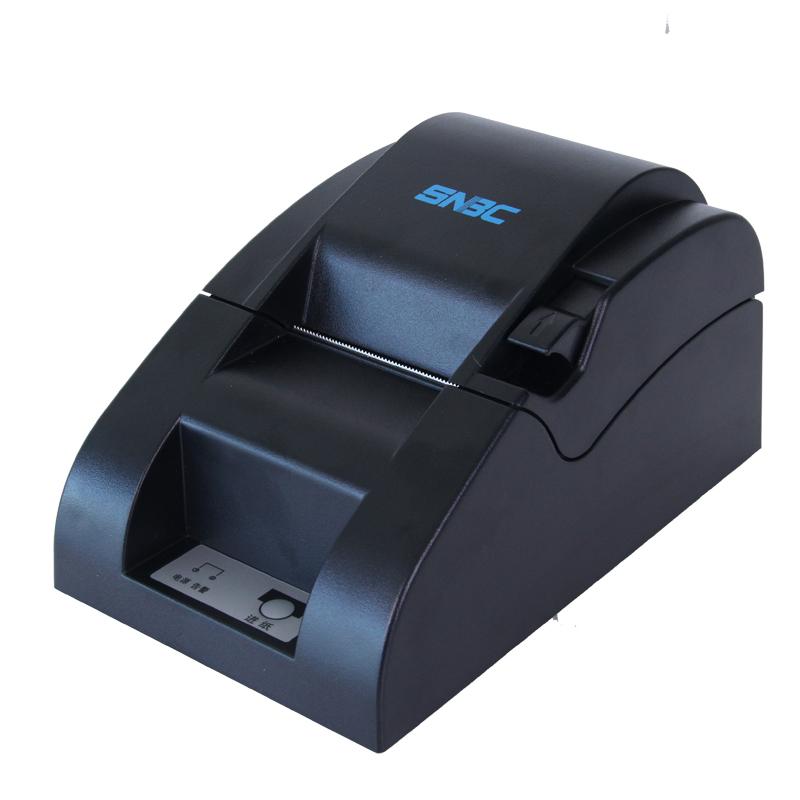 新北洋-北洋BTP-N58-N58II-U60-U80收银打印机超市小型票据POS热敏打印机餐饮后厨房菜单出票外卖58-80mm打单