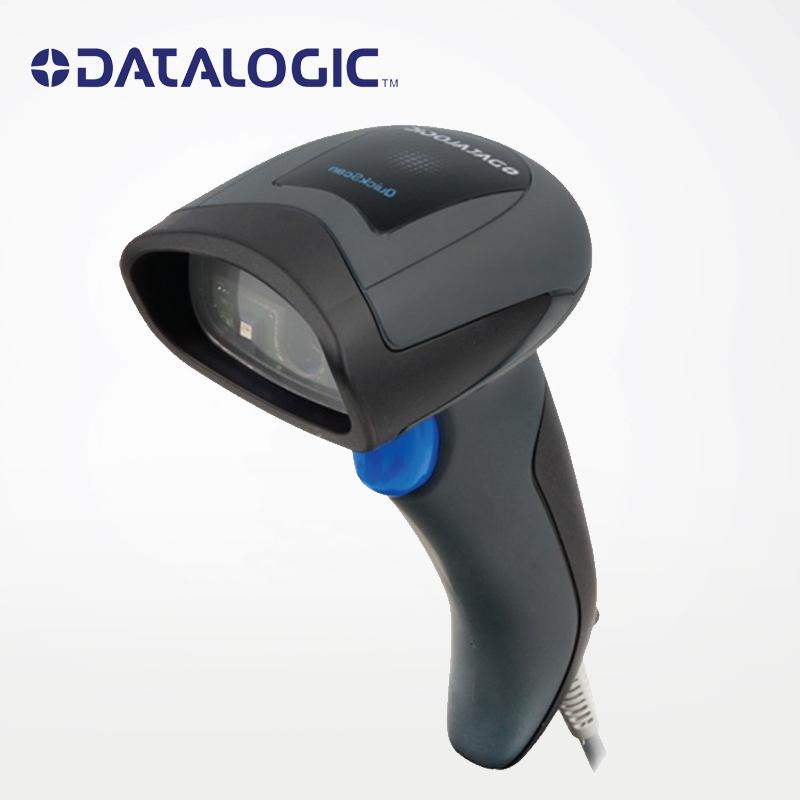 Datalogic得利捷QD2430二维条码扫描枪QuickScan QD2400瓶盖扫码