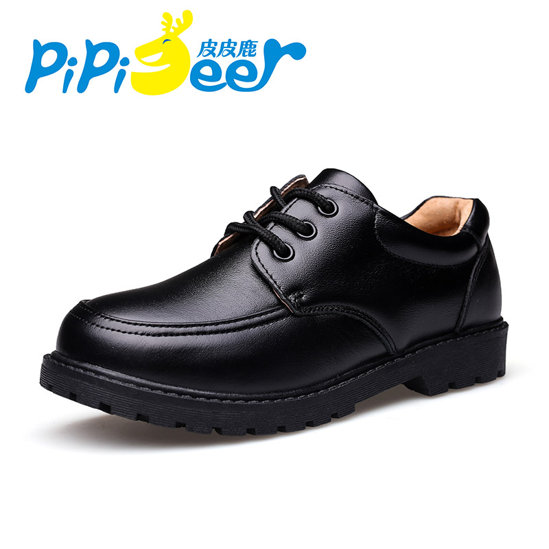 Children's leather shoes Pipi deer d81553/p81553