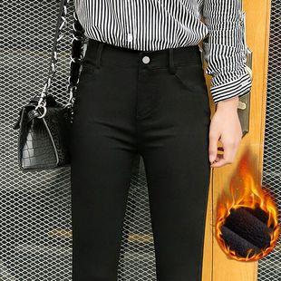 比丽福打底裤加绒可选休闲裤小脚裤魔术裤