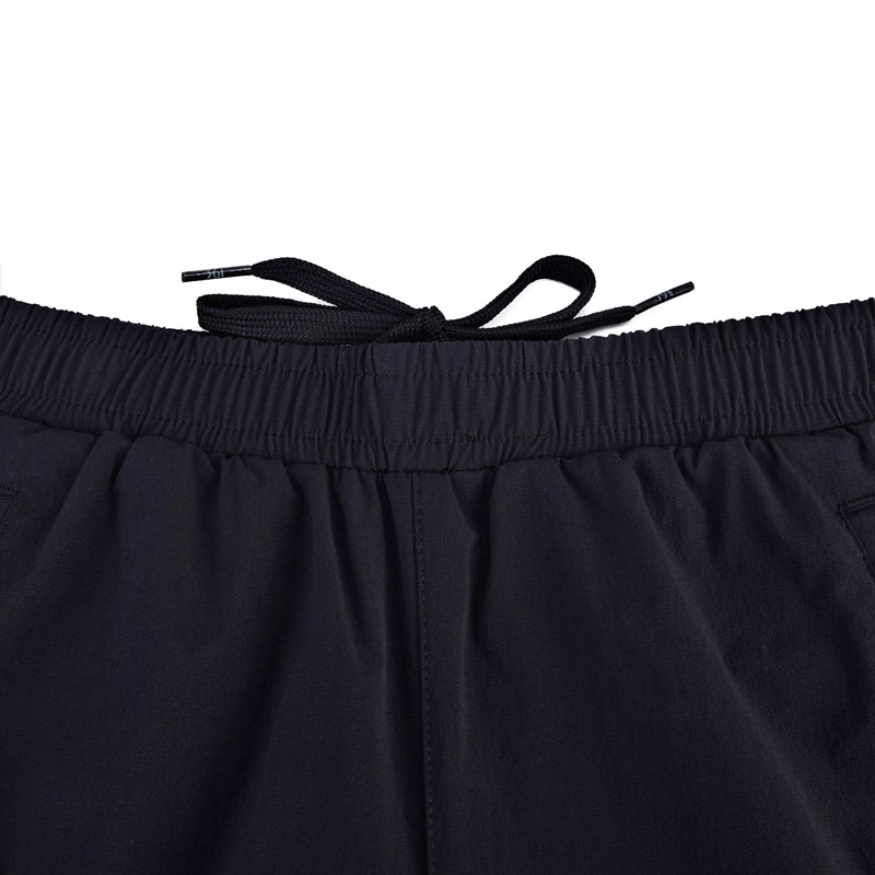 361度女裤2019春季新款运动长裤小脚休闲361纯色百搭舒适运动裤女