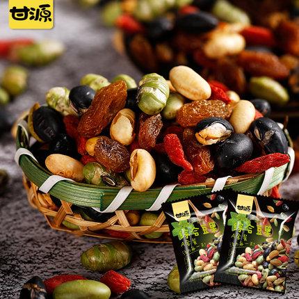 甘源牌-每日综合豆果100g 混合坚果仁囤货必备置办休闲小吃零食