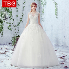 Wedding dress Tbg 1019 2017