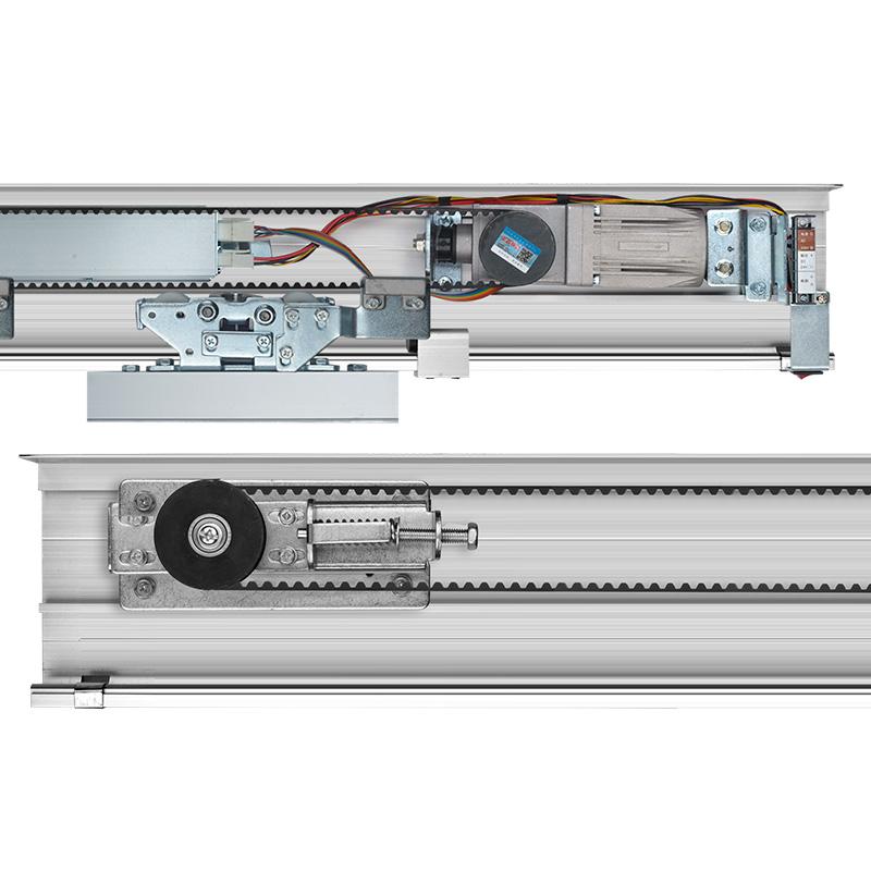 ZUCON AT100自动感应平移门电动玻璃门感应门电机整套机组电动门禁系统