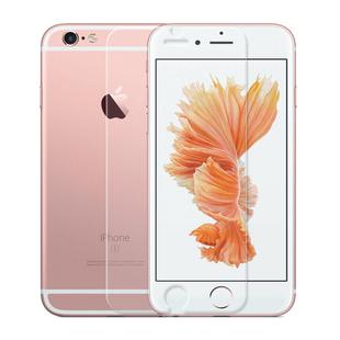 kfaniphone6钢化膜手机6s指纹膜6plus防玻璃防爆苹果苹果7pluspc透明管500图片