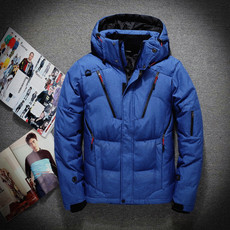 Men's down jacket Arthur brothers 2016