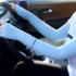 韩国冰丝防晒袖套女 夏季男长款手臂套冰袖开车骑车防紫外线手套