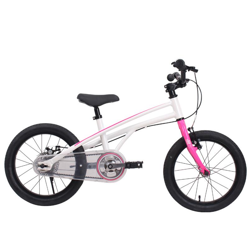 优贝儿童自行车3-6岁男女孩子宝宝童车单车14-16-18英寸