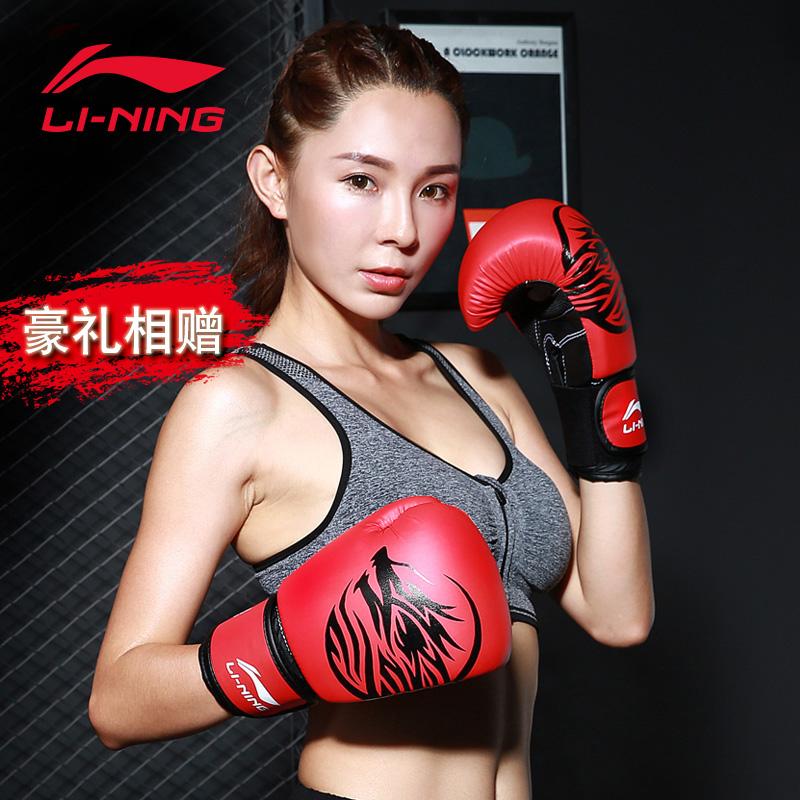 Женщины в боксерских перчатках — pic 3