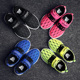 Children's shoes 2017 new boy spring and autumn Korean version of the wave shoes spring wild breathable spring children's sports shoes