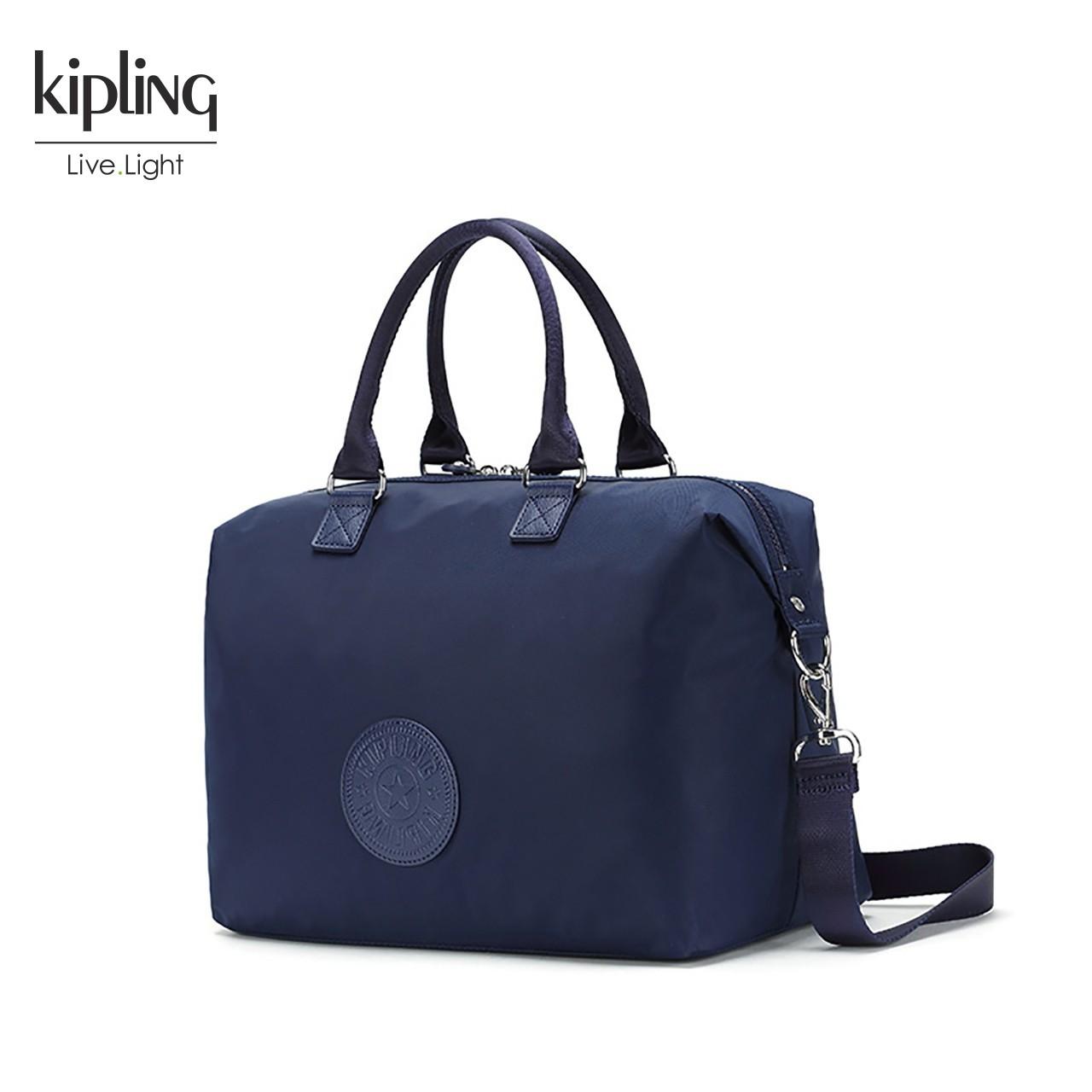 Kipling凯浦林官网2018新款简约时尚手提女包K70141简约女士背