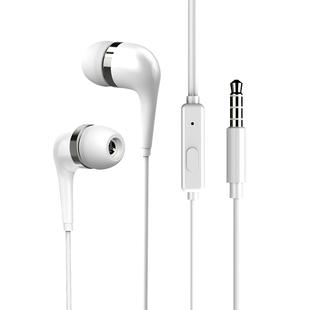 耳机入耳式vivo原装正品华为手机重低音通用小米苹果6plus有线K歌oppor11原配x9女生半耳塞安卓小米r9s高音
