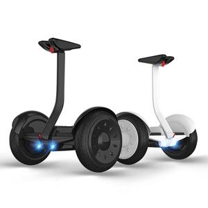 平衡车双轮成人儿童小孩两轮遥控智能体感车手扶杆越野电动代步车
