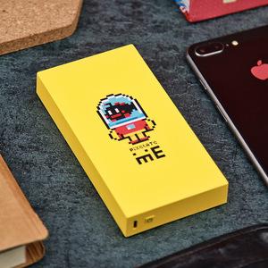 黑鱼20000毫安充电宝便携大容量适用于安卓苹果华为小米移动电源