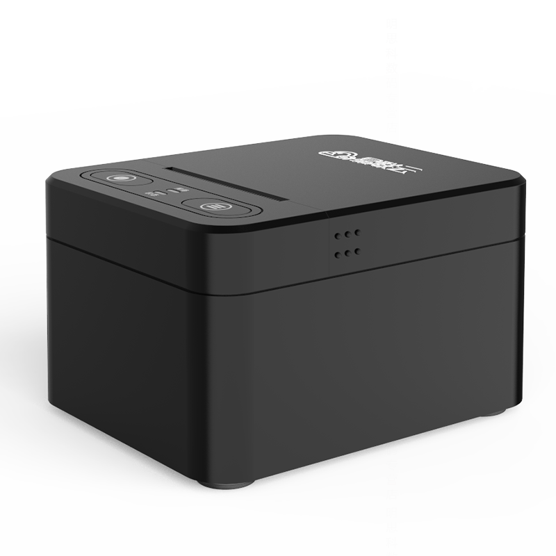 易联云K4无线WIFI微店有赞饿了么百度美团外卖打印机自动接单神器WA钱包生活GPRS微信小程序热敏接单机小票机