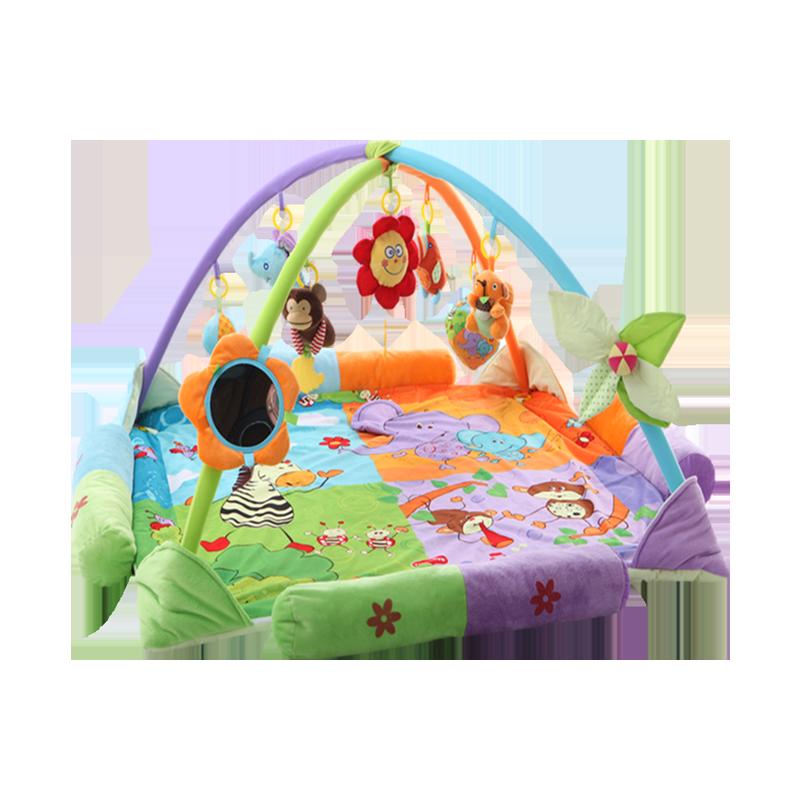 Игровой коврик для детей Cutie baby 886800 0-1 3-12