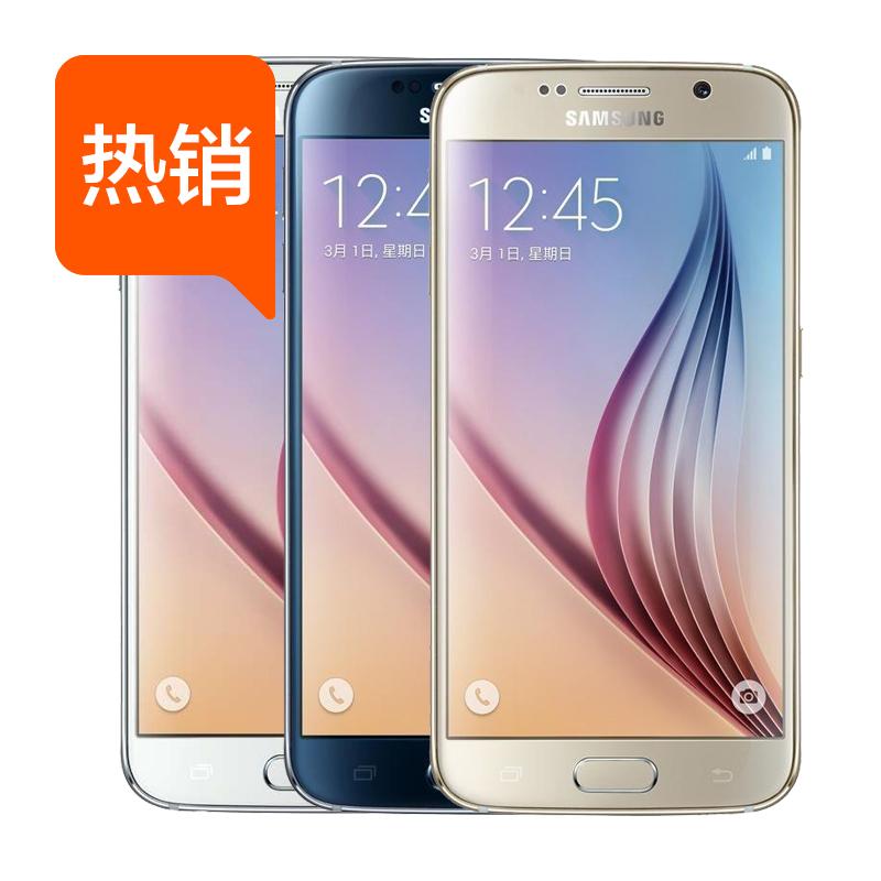 现货速发-保2年 Samsung-三星 GALAXY S6 SM-G9209 三星S6电信4G版 双卡双待智能手机