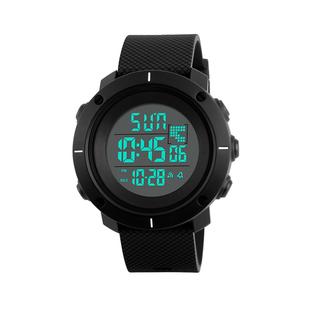 时刻美手表男士多功能运动电子表