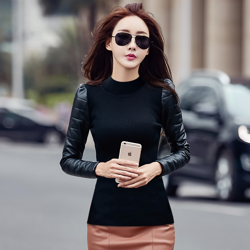 Knitted wear Pure Li LAN cll16cd028