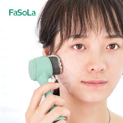 日本洗脸刷洗脸洁面仪手工洗黑头清洁毛孔手动洗面器刷脸刷子