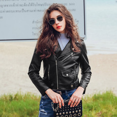 Womens faux leather
