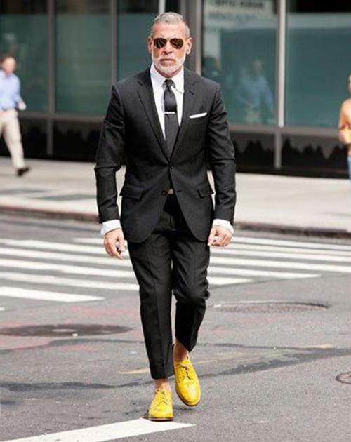 男人的鞋柜里,少不了一双德比鞋