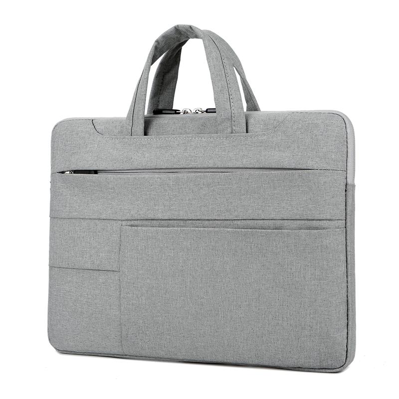 苹果戴尔华硕华为平板12单肩14手提笔记本电脑包15.6内胆包男女13.3寸