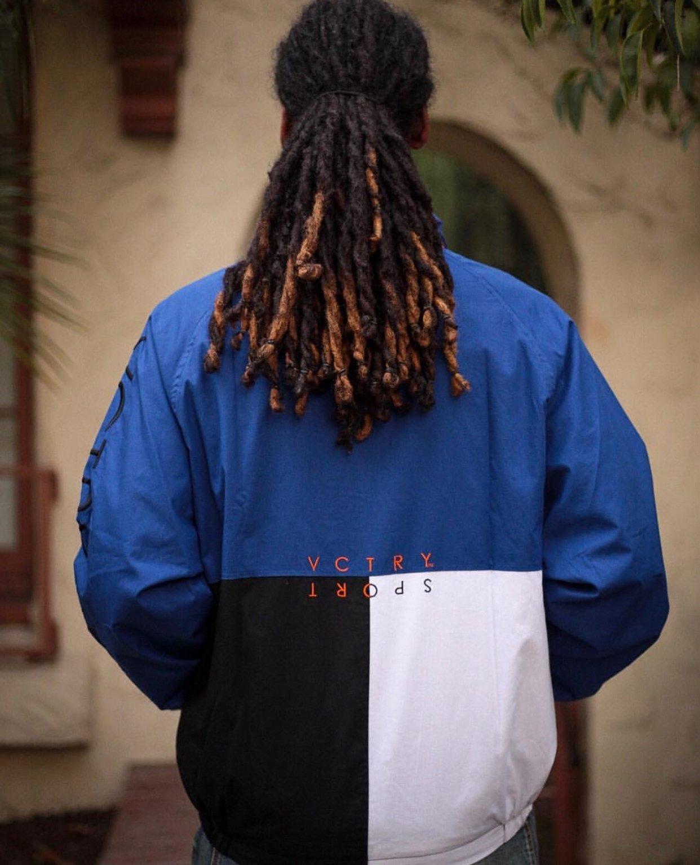 【阿伦777】10 deep Competition jacket四色拼接冲锋衣夹克外套