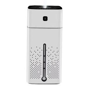 加湿器家用孕妇婴儿大容量卧室办公室USB空气净化喷雾小型迷你型