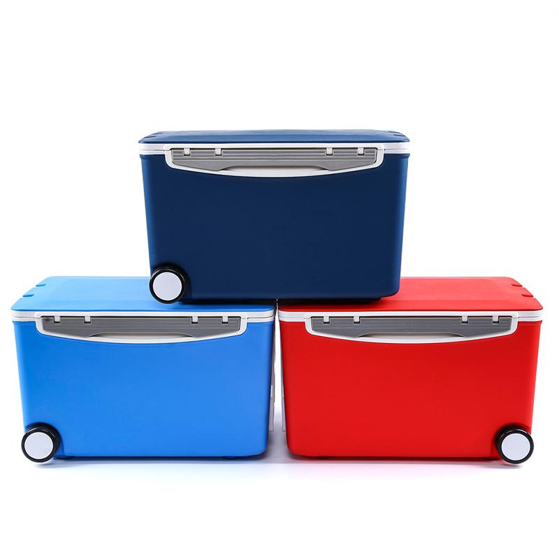 魅驹汽车保温箱储物箱大车载冷藏箱后备箱户外冰箱食品保鲜收纳箱