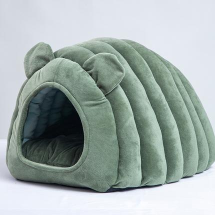 网红猫窝四季通用秋冬季保暖猫屋猫床封闭式加厚猫咪房子宠物用品