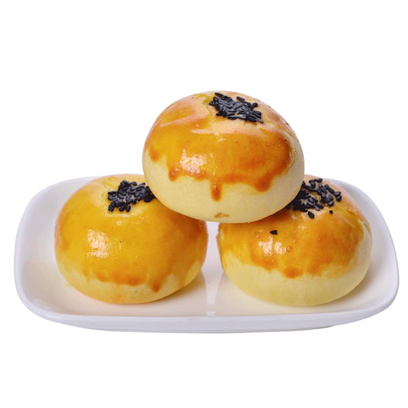 北月湾 雪媚娘海鸭蛋蛋黄酥 55g*6枚