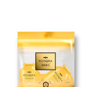 瑞琪奥兰UMF5+麦卢卡蜂蜜酵素果冻(白桃味)进口土蜂蜜蜂蜜糖