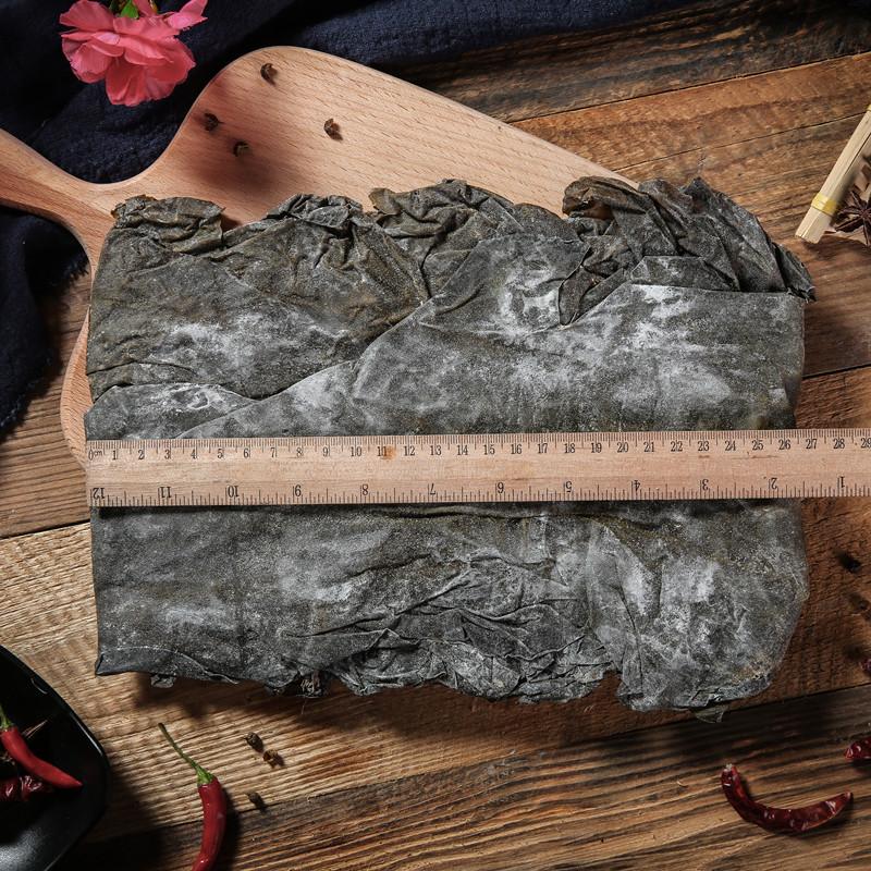 海带干货特级厚500g福建干海带片昆布天然霞浦海带头散装无沙煲汤