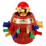 海盗木桶玩具21cm*15cm 券后6.8元包邮 0点开始