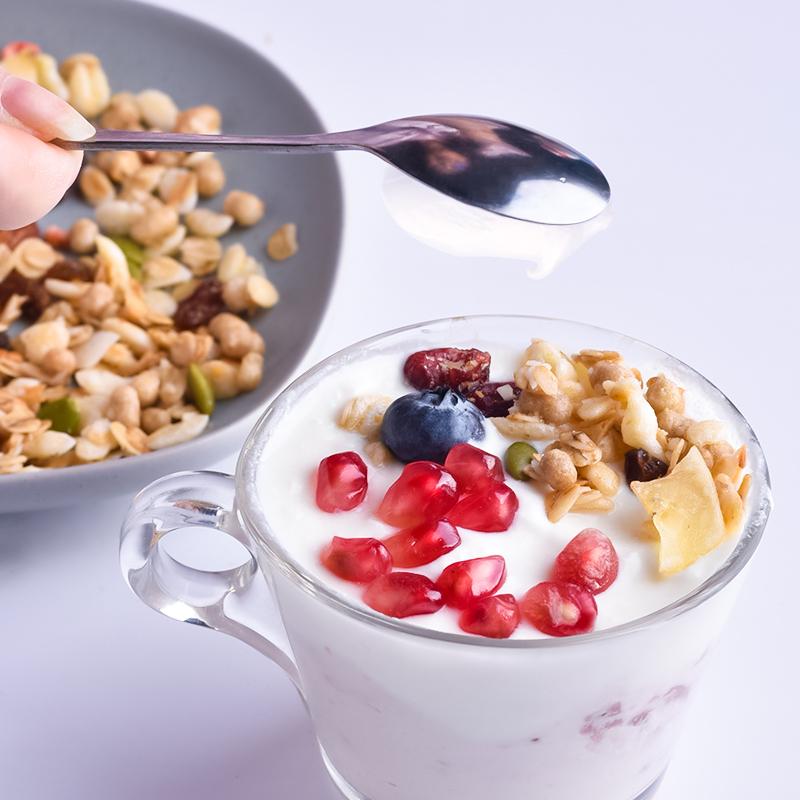哈根达斯姐妹品牌 法国 优诺 法式低温果粒酸奶 9杯