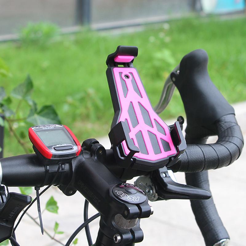 自行车手机架电瓶车机车电动摩托车用外卖骑行固定防震导航支架